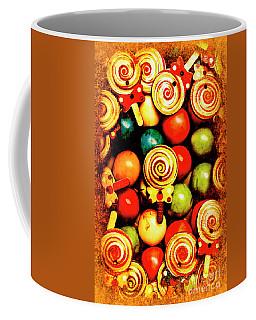 Vintage Sweets Store Coffee Mug