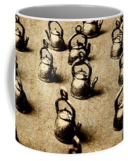 Vintage Teapot Party Coffee Mug