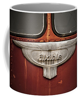 Vintage Tour Bus Coffee Mug
