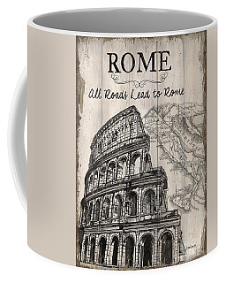 Vintage Travel Poster Coffee Mug