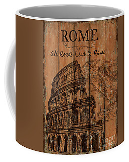 Vintage Travel Rome Coffee Mug