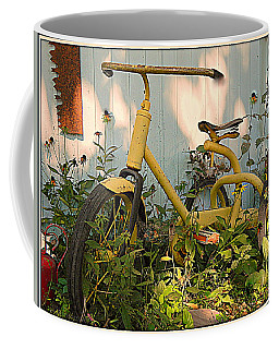Vintage Tricycle Coffee Mug
