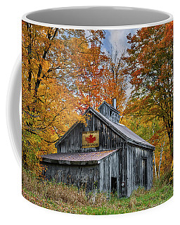 Vermont Sugarhouse Coffee Mug