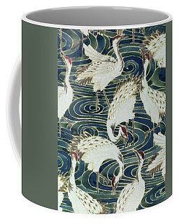 Vintage Wallpaper Design Coffee Mug