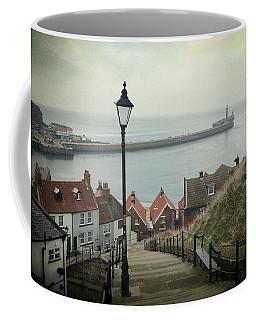 Vintage Whitby Coffee Mug