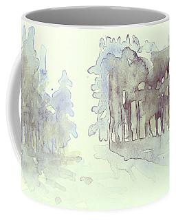 Vintrig Skogsglanta, A Wintry Glade In The Woods 2,83 Mb_0047 Up To 60 X 40 Cm Coffee Mug
