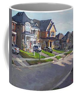 Viola's House In Georgetown On Coffee Mug