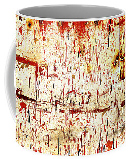 Violent Red Coffee Mug