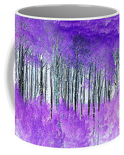 Violet Aspens Coffee Mug