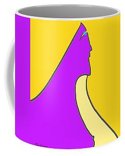Violet Blonde Coffee Mug