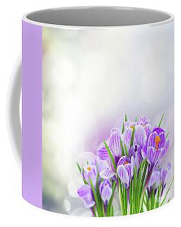 Reveal Of Spring Coffee Mug by Anastasy Yarmolovich