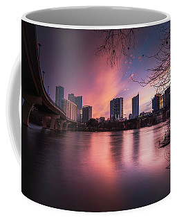Violet Crown Coffee Mug