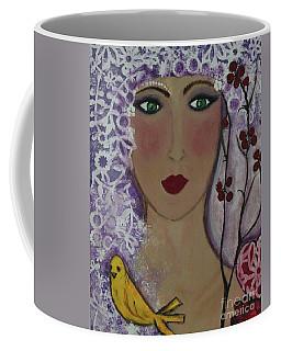 Violet Queen Coffee Mug