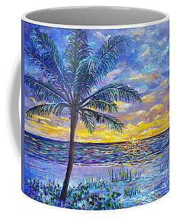 Violet Sunset  Coffee Mug