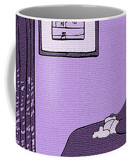 Violet Whistler's Mother Coffee Mug