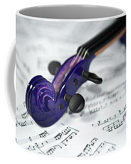Violin Tuning Pegs  Coffee Mug