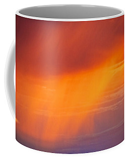 Virga Sunset Coffee Mug