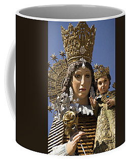 Virgen De Los Desamparados Coffee Mug