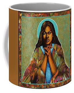 Virgen Morena/dark Madonna Coffee Mug