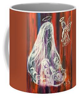 Virgin Mary And Baby Jesus Coffee Mug