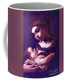 Virgin Mary And Baby Jesus, The Greatest Gift Coffee Mug