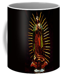 Virgin Of Guadalupe Coffee Mug