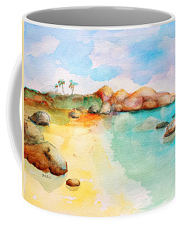 Virgin Rocks Coffee Mug