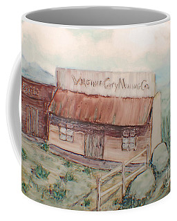 Virginia City Mining Co. Coffee Mug