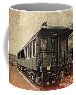 Virginia City Pullman Car Coffee Mug