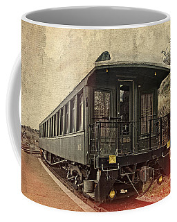 Virginia City Pullman Car Coffee Mug