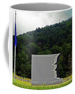 Virginia Highway Workers Monument 1 Coffee Mug