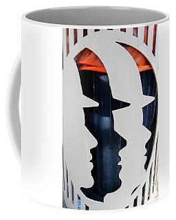 Virginia Highway Workers Monument 4 Coffee Mug