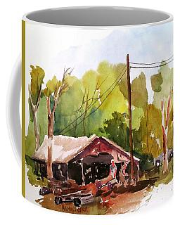 Virginia Saw Mill Coffee Mug