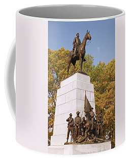 Virginia State Monument Coffee Mug