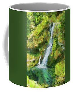 Virje Waterfall Coffee Mug