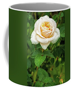 Coffee Mug featuring the photograph Virtue Of Pureness by Ken Stanback