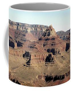 Vishnu Temple Grand Canyon National Park Coffee Mug