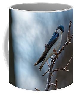 Vision In Blue Coffee Mug