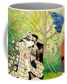 Vision Of Angel Coffee Mug