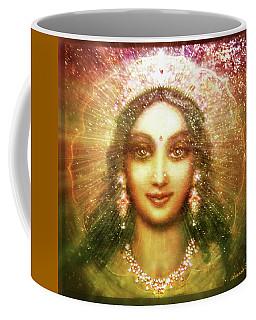 Vision Of The Goddess  Coffee Mug