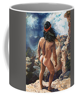 Vision Quest Coffee Mug