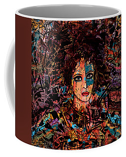 Visionary Sophia Coffee Mug by Natalie Holland