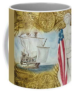 Visions Of Discovery Coffee Mug