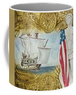 Visions Of Discovery Coffee Mug