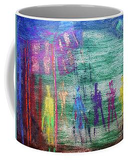 Visions Of Future Beings Coffee Mug