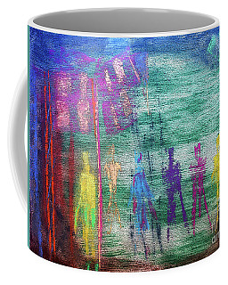 Visions Of Future Beings Coffee Mug