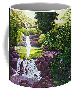 Visions Of Paradise X Coffee Mug