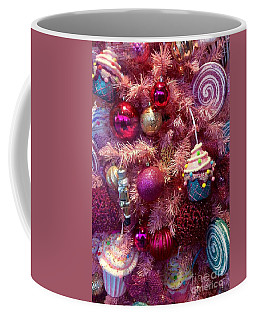 Visions Of Sugarplums At Faneuil Hall Boston Coffee Mug