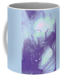 Visions Of The Night Coffee Mug