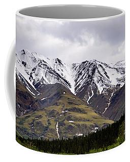 Visit Alaska Coffee Mug